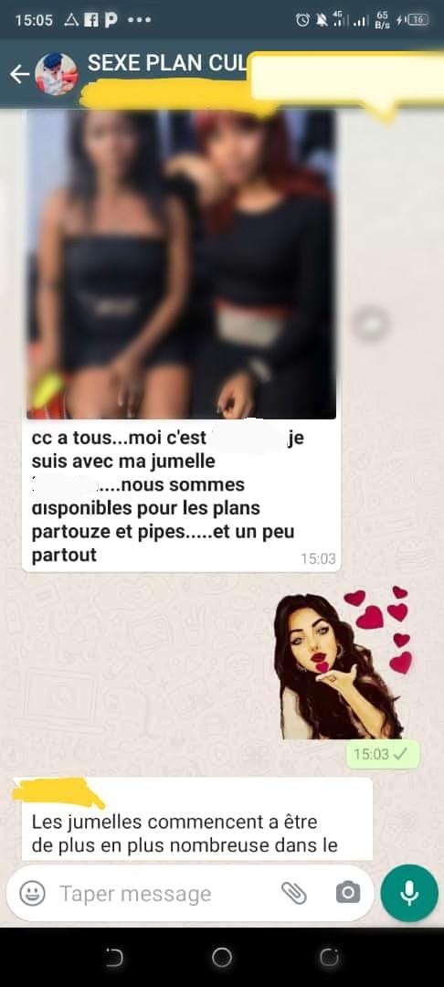 Togo : ces jeunes filles choquent la toile avec leurs offres de pr0stitution