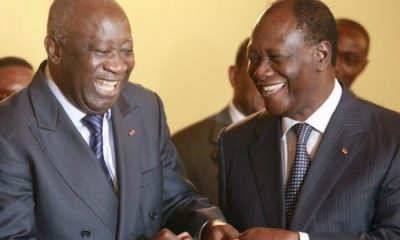 Laurent Gbagbo x Alassane Ouattara