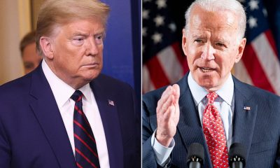 Joe Biden - Donald Trump