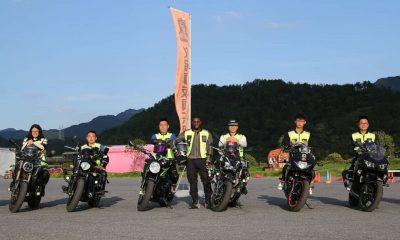 À la découverte de Fergani : le jeune togolais formateur moto de l'escorte présidentielle Thaïlandaise