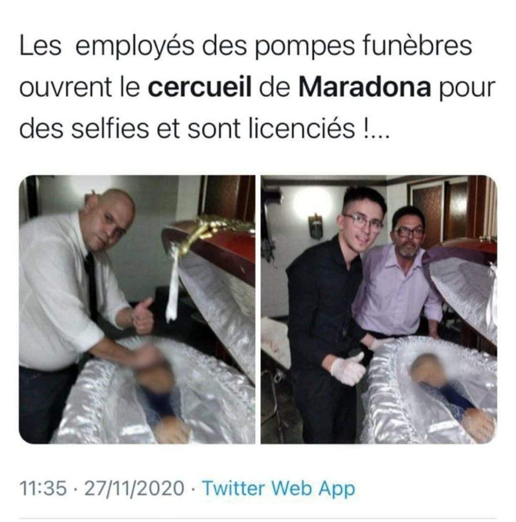 des employés des pmpes funèbres licenciés