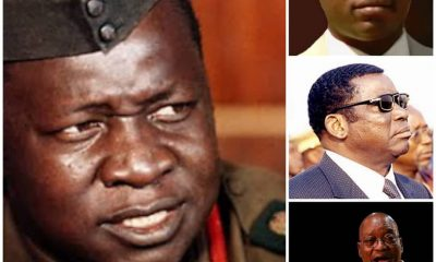 Cinq présidents Africains qui n'ont jamais été à l'école.