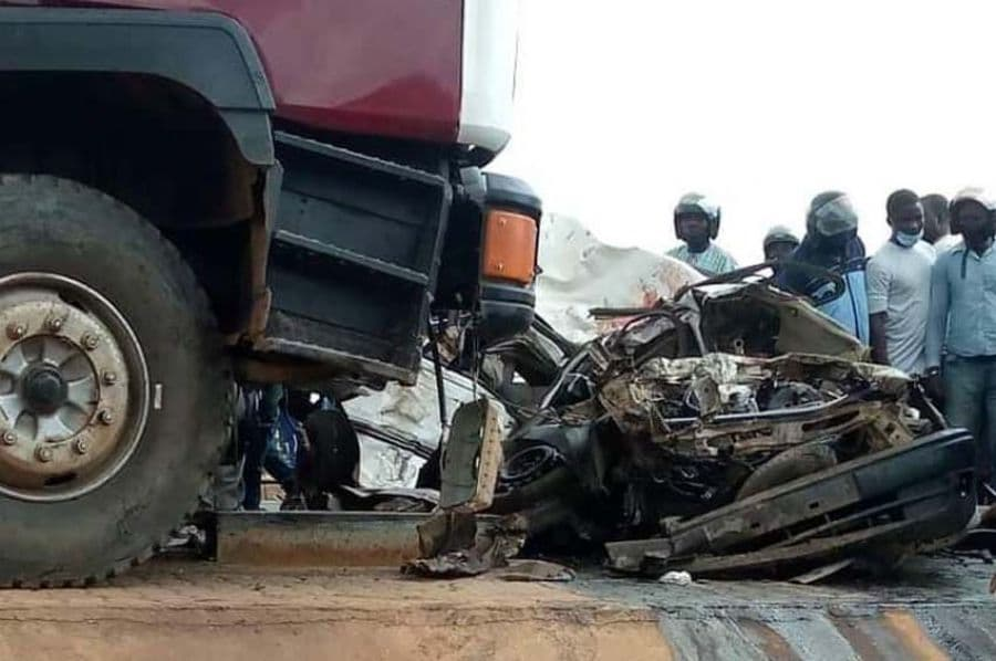 Accident Lomé