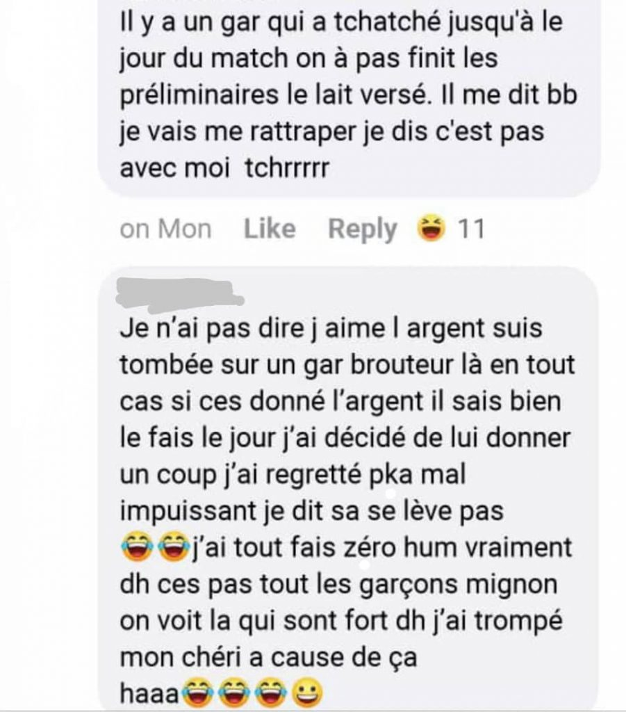 Commentaires 5