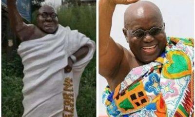 Statut Akufo-Addo Ghana