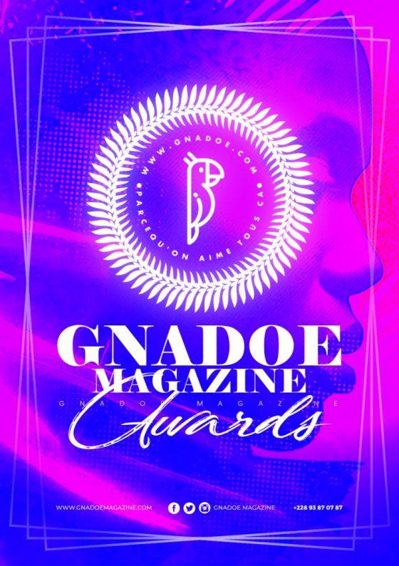 Gnadoe magazine awards