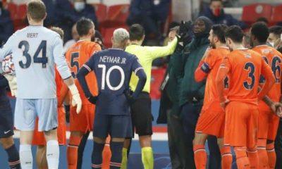 Match PSG-Basaksehir reporté