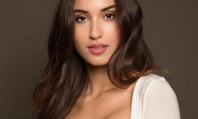 Sarra Sellimi miss Africa 2020