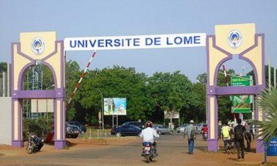 Université de lomé nouveaux bacheliers