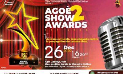 Agoè Show Awards : Ce qu'il faut savoir sur l'édition de cette année