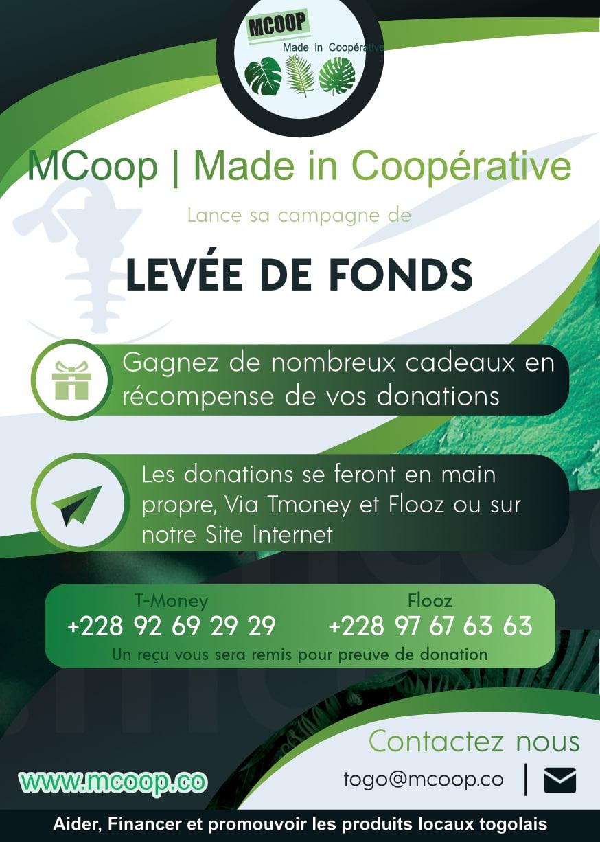 MCoop : soutenez les entrepreneurs locaux et gagnez de nombreux prix grâce à la spéciale Tombola Noel