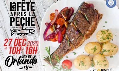 """Space Restaurant : dégustez toutes variétés de poisson lors de la journée spéciale """"la fête après la pêche"""""""