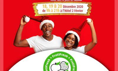 Foire aux Cadeaux : plusieurs surprises vous attendent au stand Frutifresh