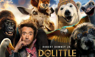 Voyage du dr dollitle