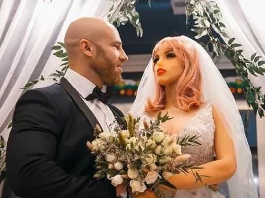 le mariage de Yuri et Margo