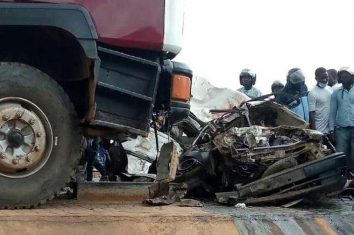 Accident Lomé Agoè