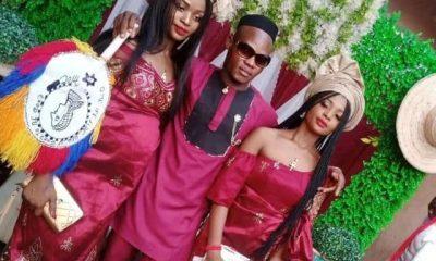 Cet homme épouse des soeurs jumelles