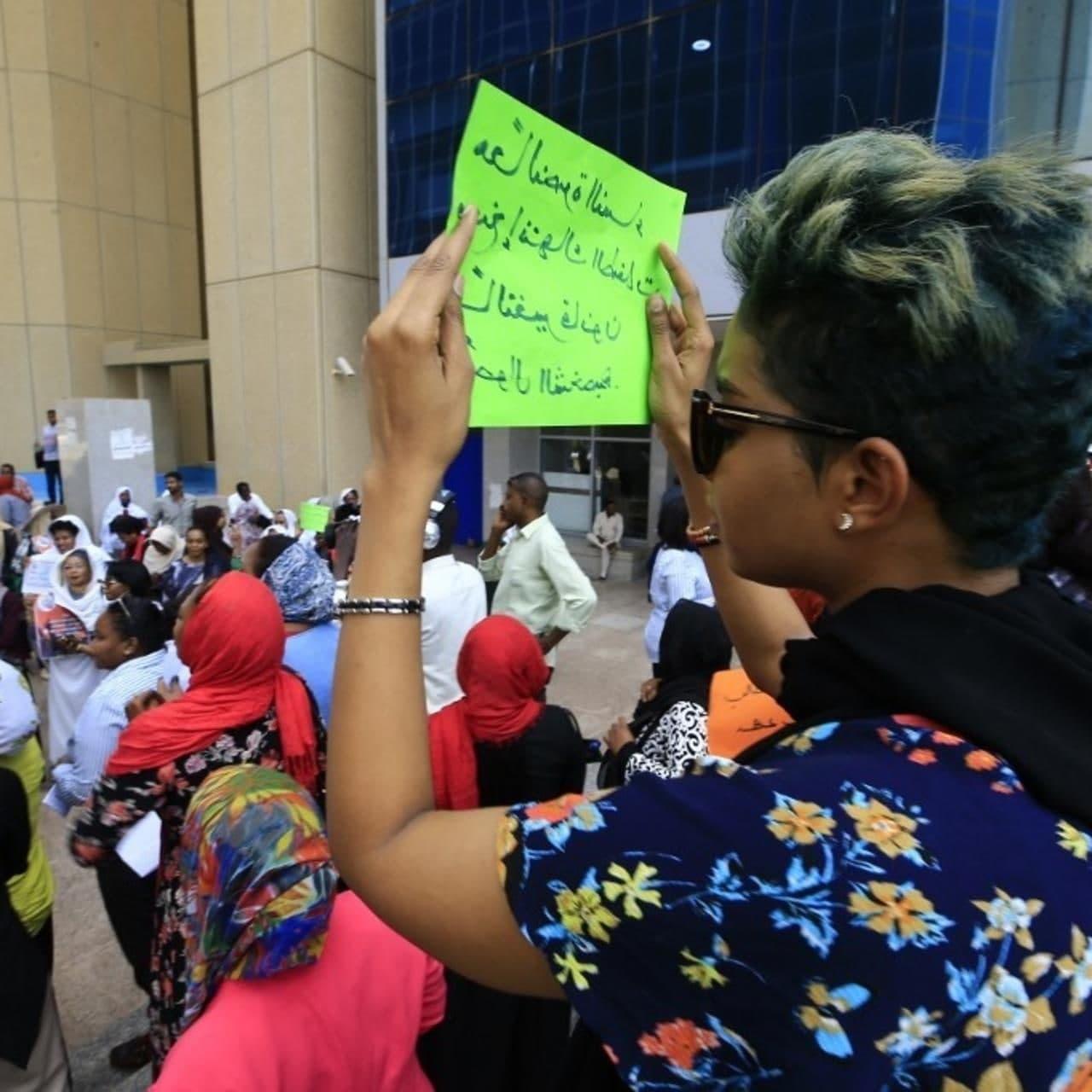 La colère des soudanais suite à un viol collectif d'une femme par 20 Hommes