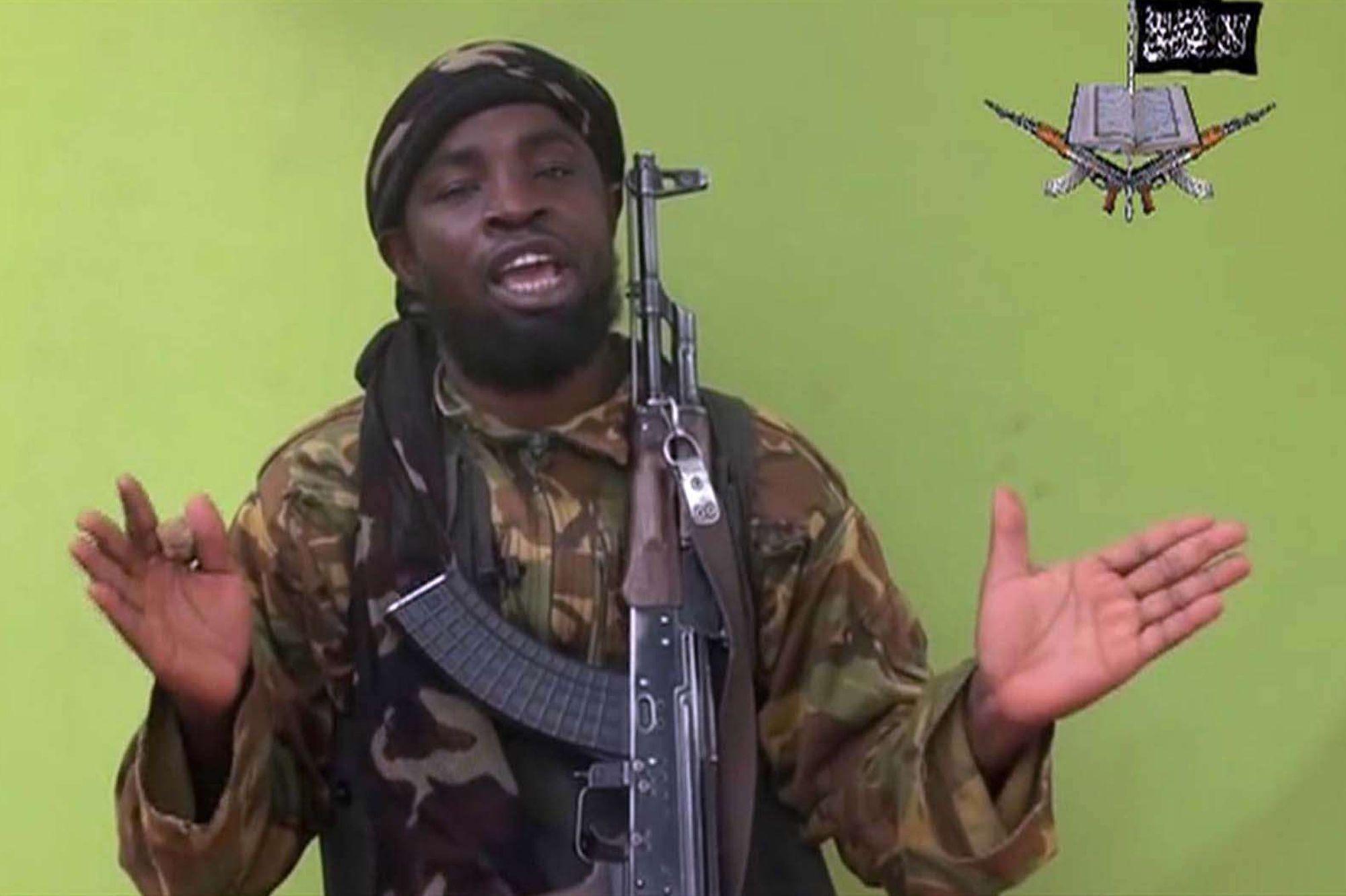 Le chef de Boko Haram malade