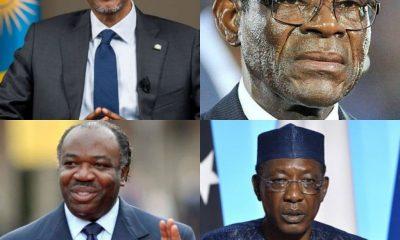 Les présidents les plus riches d'Afrique