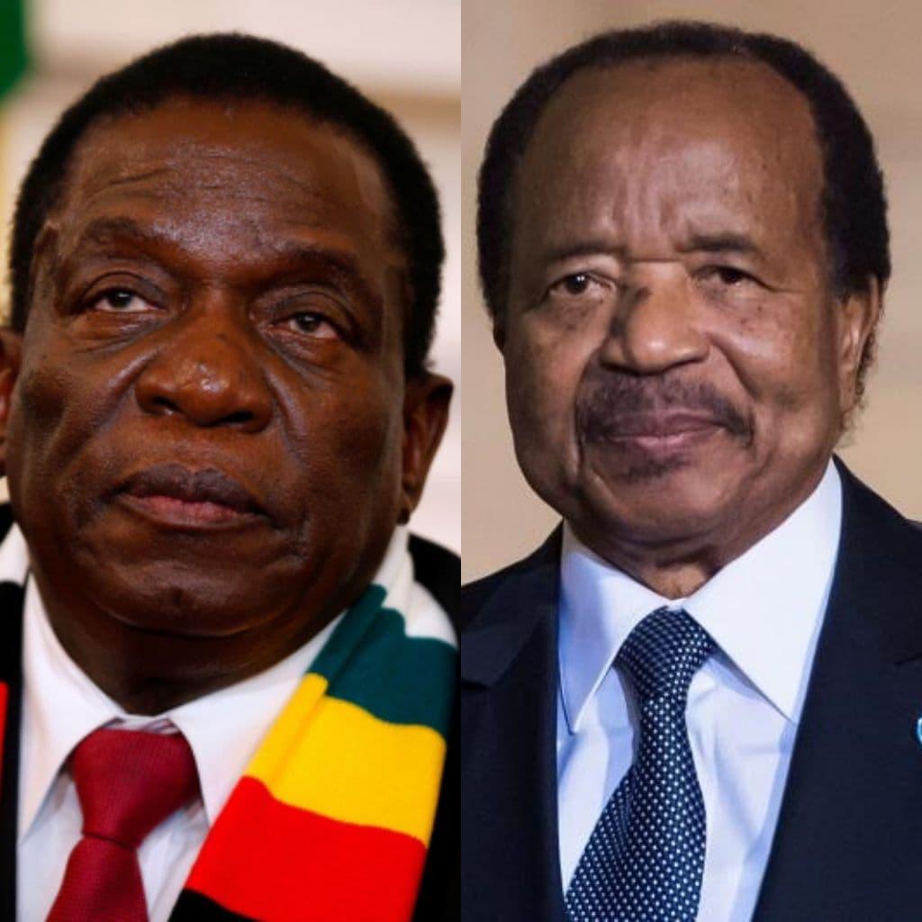 Les présidents les plus sécurisés d'Afrique