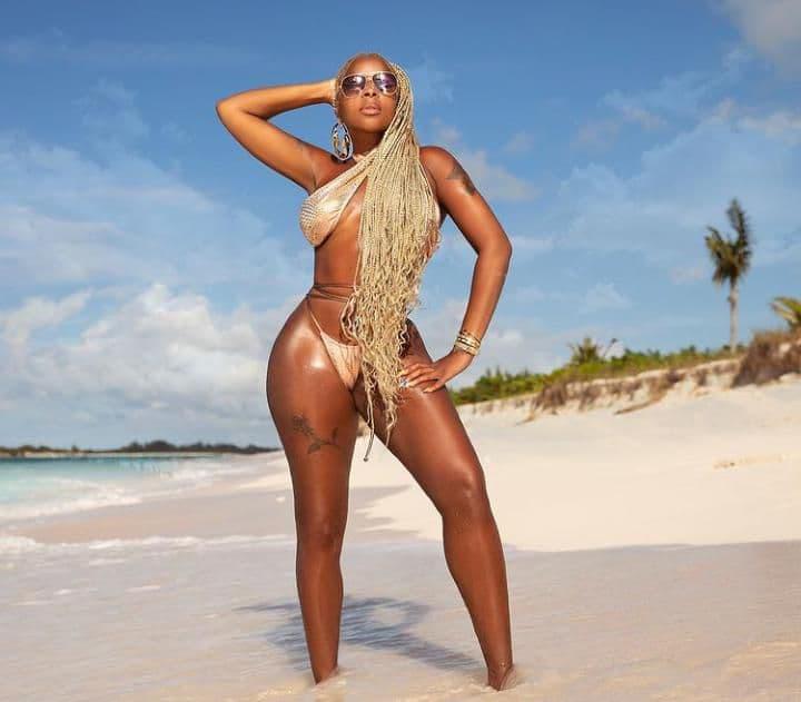 Mary J Blige Photos