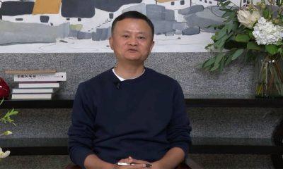 Réapparition de Jack Ma