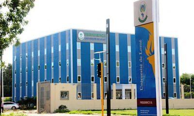 Secrétaires Université de Lomé
