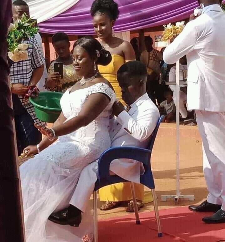 Découvrez le mariage le plus spectaculaire du mois de janvier 2021