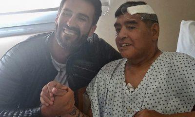 Diego Maradona Polémique