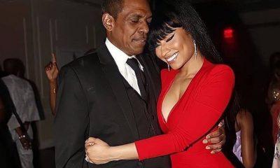 Nicki Minaj et son père