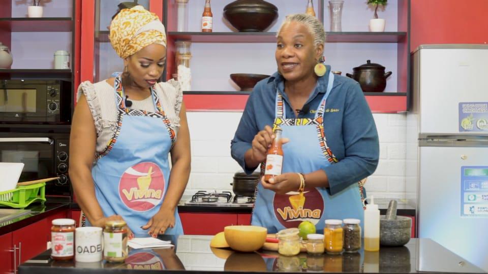 ''Vivina'', la nouvelle émission culinaire que vous devez suivre absolument