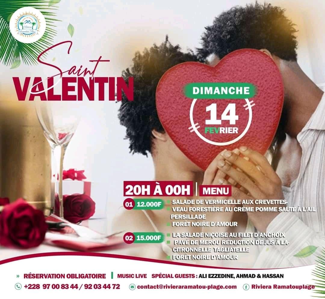 Saint-Valentin : voici 12 soirées auxquelles vous pourrez participer avec votre partenaire