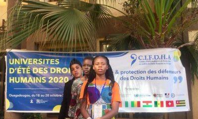 Matrimoniat 2.0 : la plateforme de protection des femmes Défenseurs des Droits de l'Homme au Togo