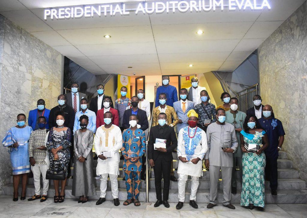 Les gagnants du Togo Digital Awards
