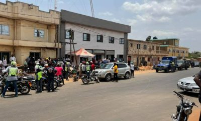 Braquage Togo