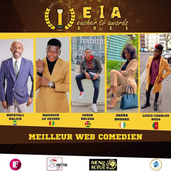 Eucher Tv Awards : le Togo représenté dans 6 catégories