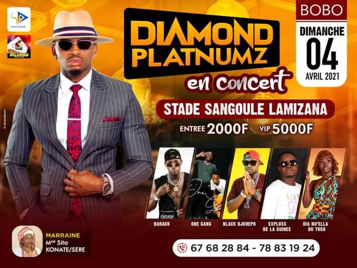 Dia Nu'Ella annoncée aux côtés de Diamond Platnumz pour un grand concert