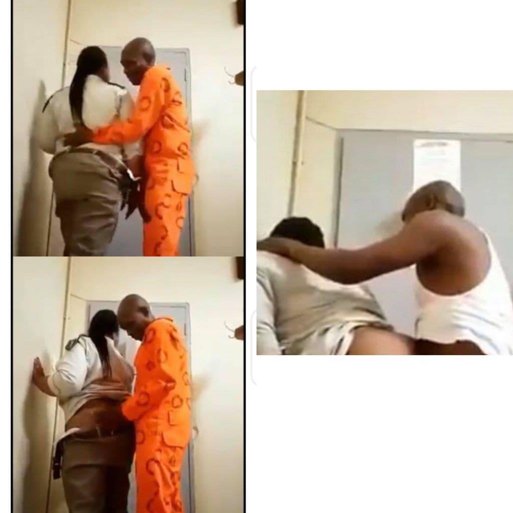 Gardienne de prison