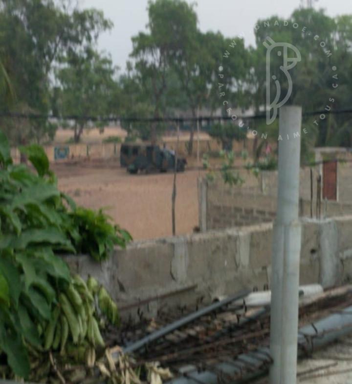 Arrestation de 22 personnes suite au bouclage de la zone de Gbodjomé