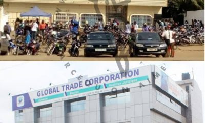 Togo trading