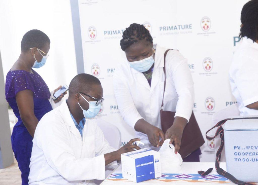 Lancement de Campagne de Vaccination