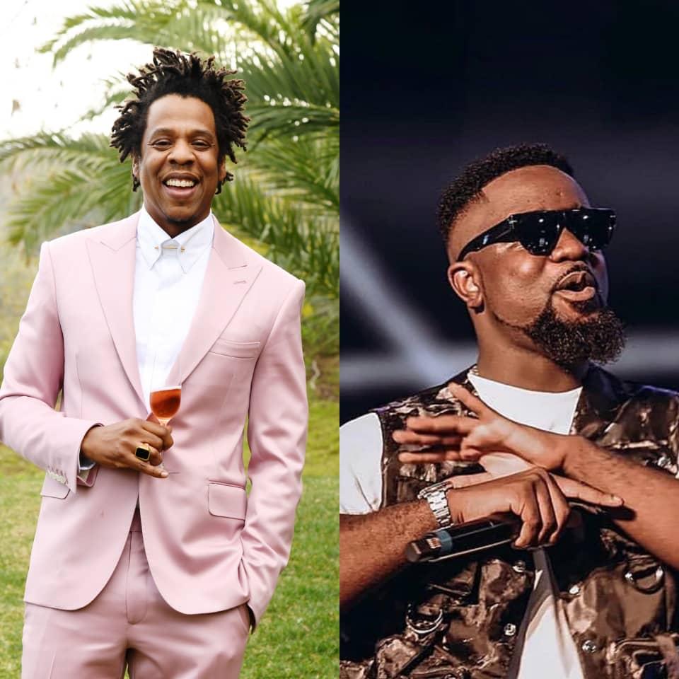 Sarkodie et Jay-Z