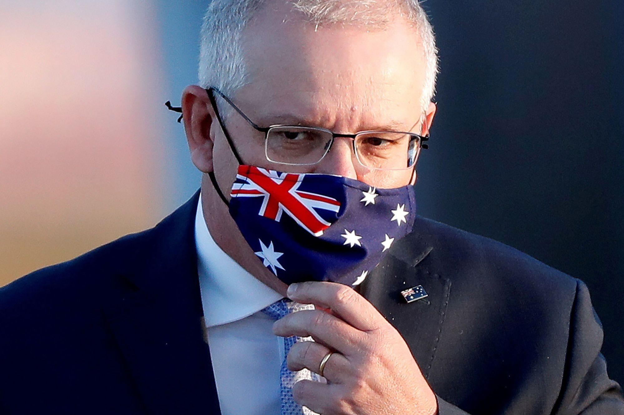 Parlement australien filmés