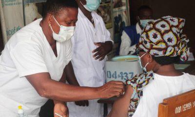 Covid-19 Vaccin Togo