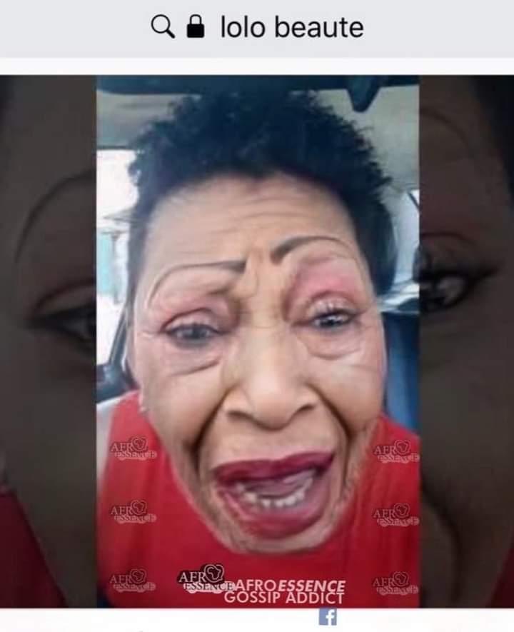 Face app: la transformation de Lolo beauté crée le ''fou rire'' sur la toile