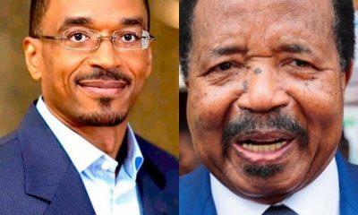 Franck Biya, fils de Paul Biya