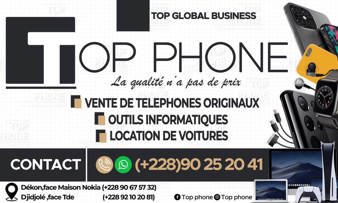 Top Phone : achetez vos téléphones et matériels informatiques en toute sécurité