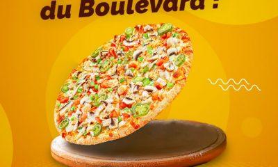 LE CROUSTILLANT, Délices et Gourmandises : commandez ou dégustez sur place dès maintenant les meilleures pizzas du Boulevard