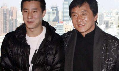 Jackie Chan, Jaycee Chan